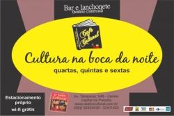 Lançado projeto Cultura na Boca da Noite
