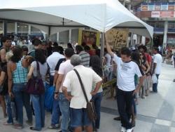 I Doação na Praça - Novembro/2009